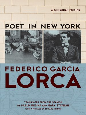 cover image of Poet in New York