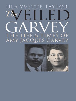 cover image of The Veiled Garvey
