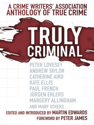 cover image of Truly Criminal