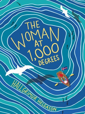 cover image of The Woman at 1,000 Degrees