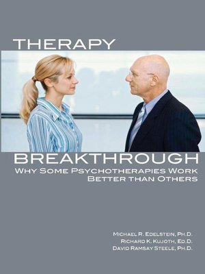 cover image of Therapy Breakthrough