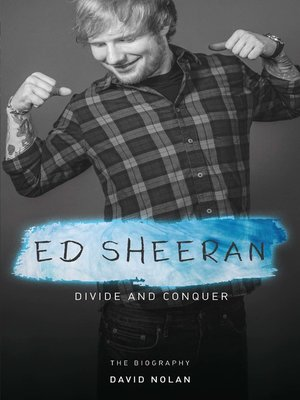 cover image of Ed Sheeran--Divide and Conquer