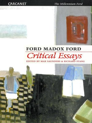cover image of Critical Essays