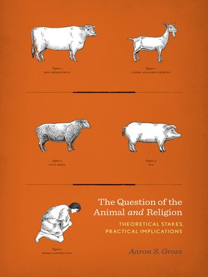cover image of The Question of the Animal and Religion