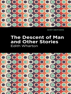 cover image of The Descent of Man and Other Stories