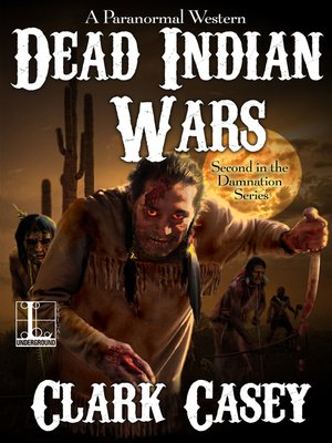cover image of Dead Indian Wars
