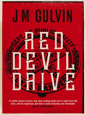 cover image of Red Devil Drive