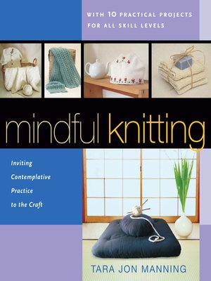 cover image of Mindful Knitting