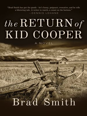 cover image of The Return of Kid Cooper