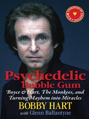 cover image of Psychedelic Bubble Gum