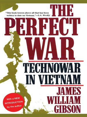 cover image of The Perfect War