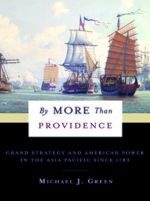 cover image of By More Than Providence
