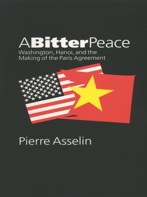 cover image of A Bitter Peace