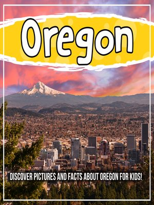 cover image of Oregon