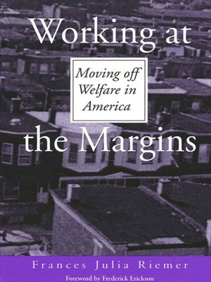 cover image of Working at the Margins