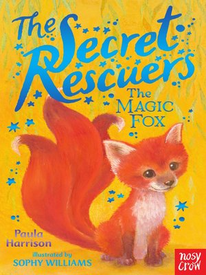 cover image of The Magic Fox