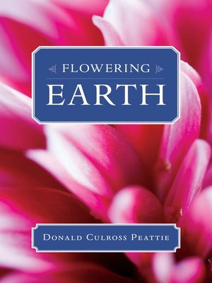 cover image of Flowering Earth