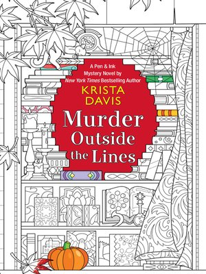 cover image of Murder Outside the Lines