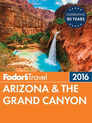 cover image of Fodor's Arizona & the Grand Canyon
