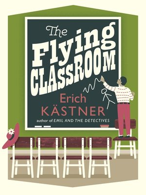cover image of The Flying Classroom