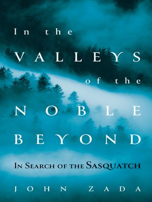 cover image of In the Valleys of the Noble Beyond