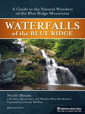 cover image of Waterfalls of the Blue Ridge
