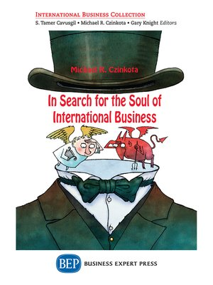 cover image of In Search for the Soul of International Business