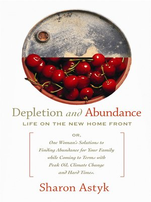 cover image of Depletion & Abundance