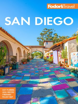 cover image of Fodor's San Diego