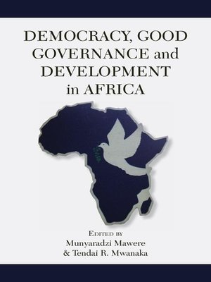 cover image of Democracy, Good Governance and Development in Africa