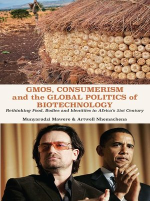 cover image of GMOs, Consumerism and the Global Politics of Biotechnology