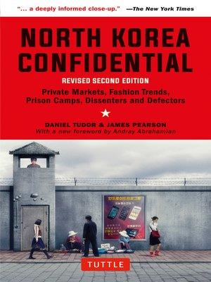 cover image of North Korea Confidential