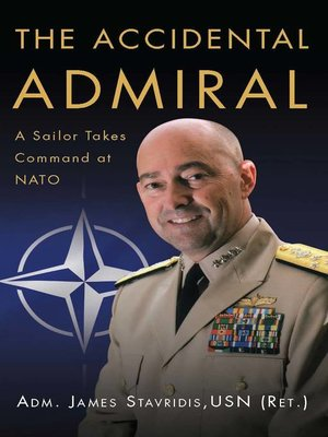 cover image of The Accidental Admiral