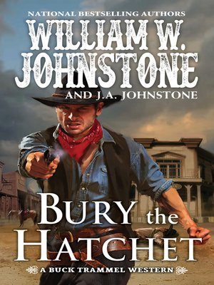 cover image of Bury the Hatchet