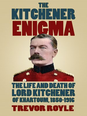 cover image of The Kitchener Enigma