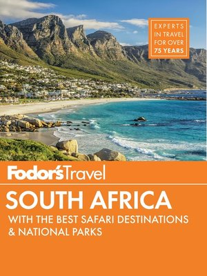 cover image of Fodor's South Africa