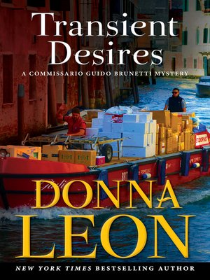 cover image of Transient Desires