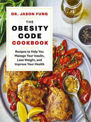cover image of The Obesity Code Cookbook