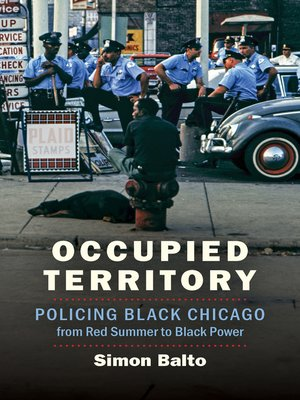 cover image of Occupied Territory