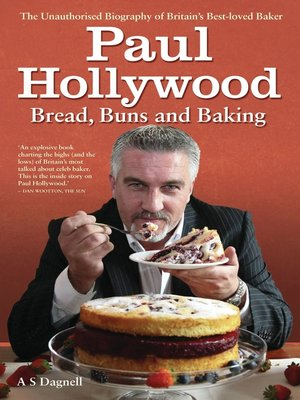 cover image of Paul Hollywood--Bread, Buns & Baking