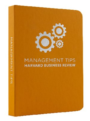 cover image of Management Tips