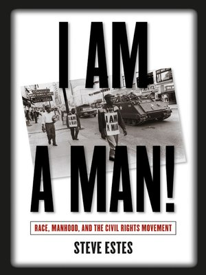 cover image of I Am a Man!
