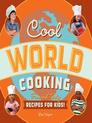 cover image of Cool World Cooking