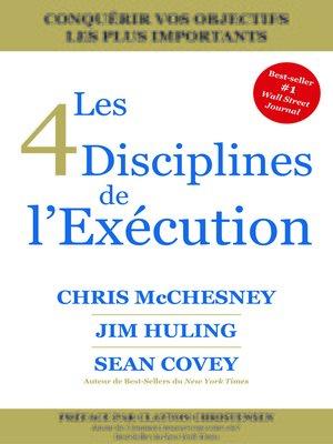 cover image of Les 4 Disciplines de l'Exécution
