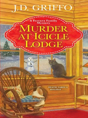 cover image of Murder at Icicle Lodge