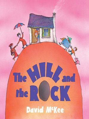 cover image of The Hill and the Rock