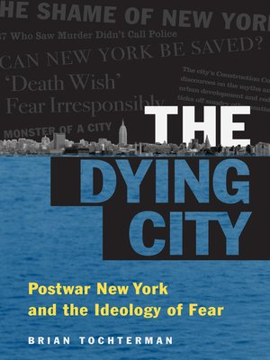 cover image of The Dying City