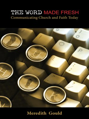 cover image of The Word Made Fresh