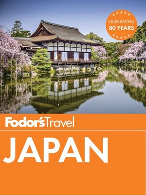 cover image of Fodor's Japan