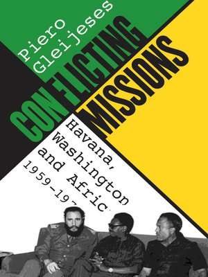 cover image of Conflicting Missions